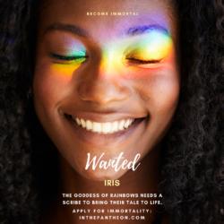 Iris, Goddess of Rainbows