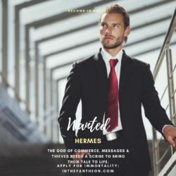 Hermes, God of Commerce